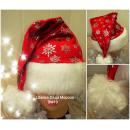 Шапка Деда Мороза DM-10 (100шт)