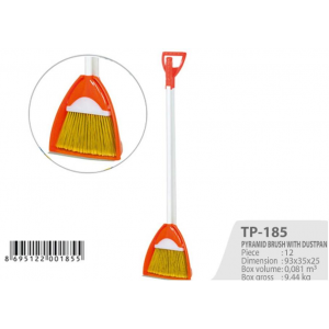 Совок+веник ТР-185