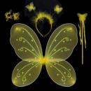 Крылья бабочки 00411 (72шт)