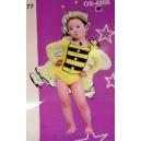"""Карнавальный костюм """"Пчела Майа"""" 4866 (60шт)"""